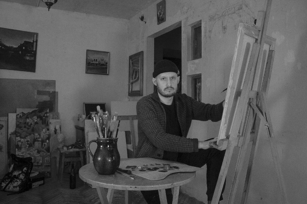 Антон Проненко курс